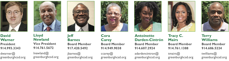 Greenburgh Central School District Board of Education