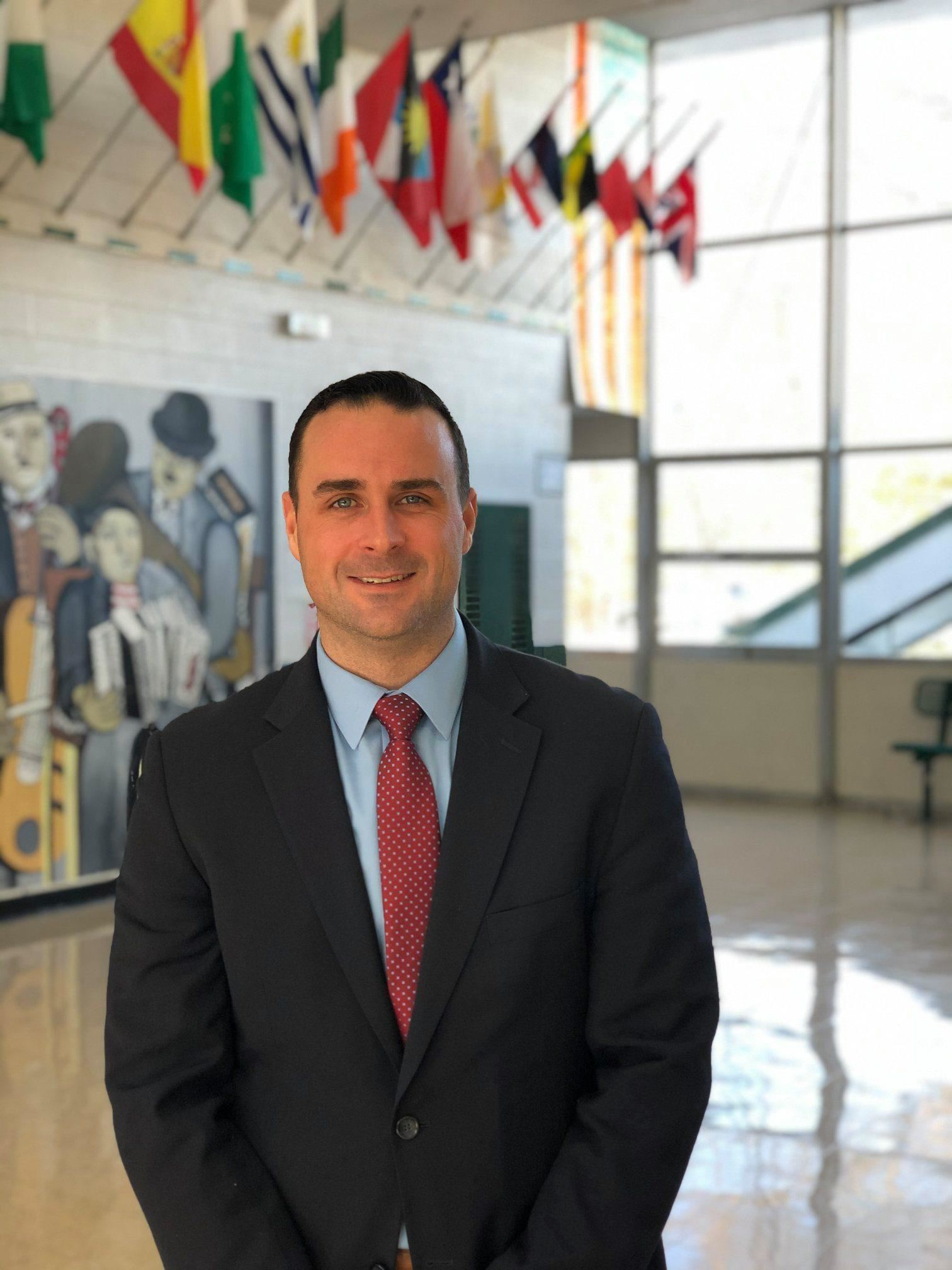 Woodlands Middle High School welcomes new Assistant Principal