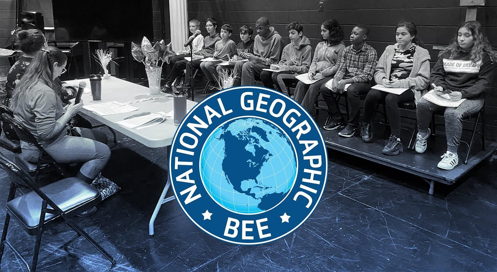 WMHS hosted its 3rd Annual Geographic Spelling Bee