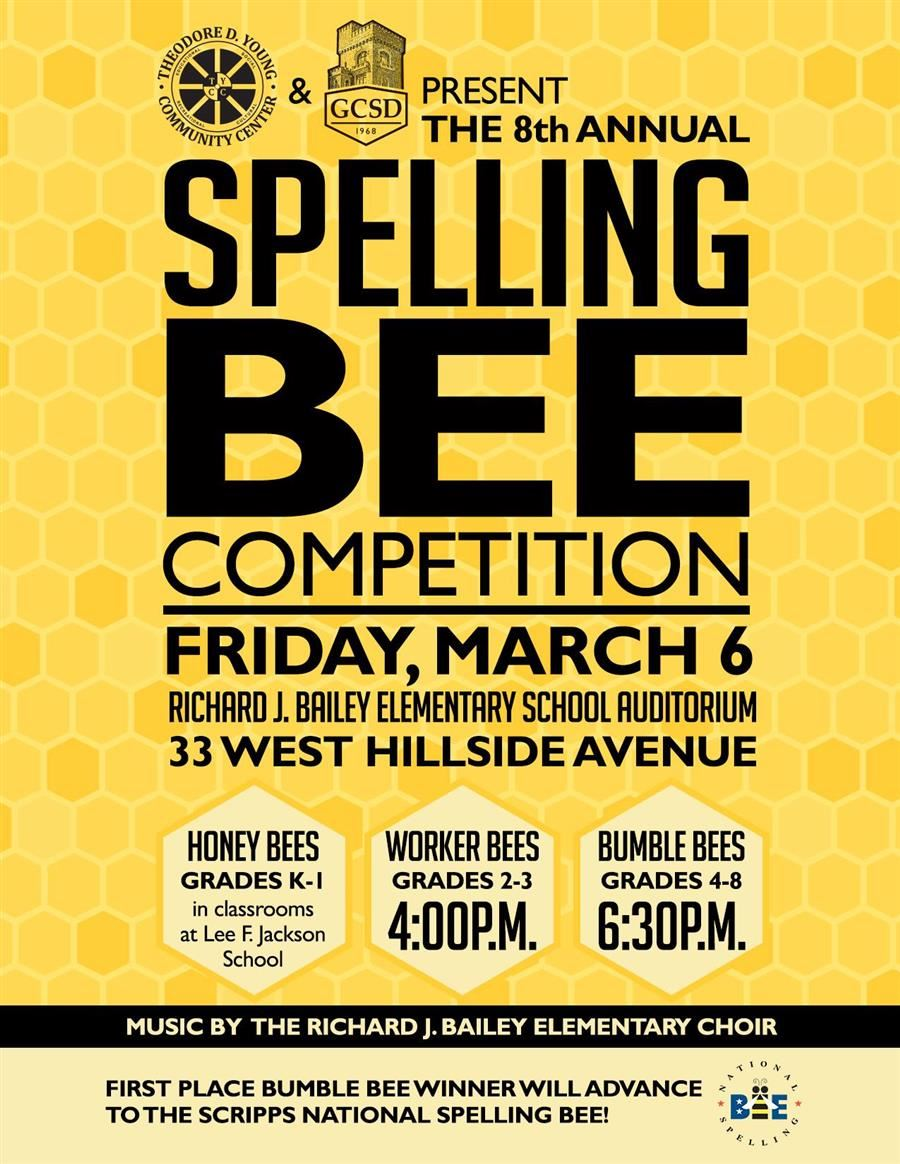 8th Annual Spelling Bee