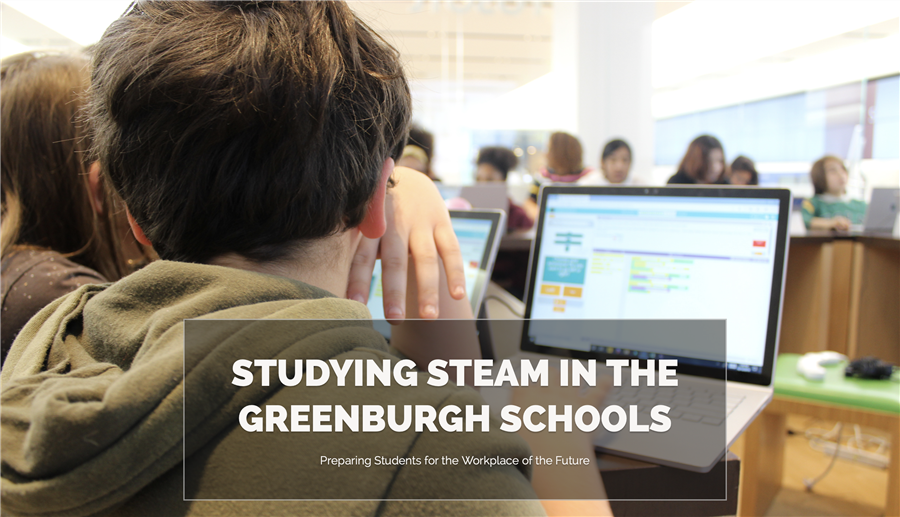 The Greenburgh Central School District is bringing STEAM lessons to students of all ages