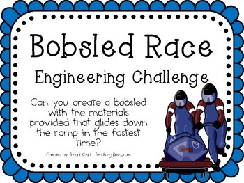Richard J. Bailey - Bobsled Challenge